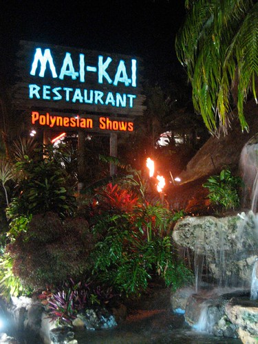 Mai Kai Sign