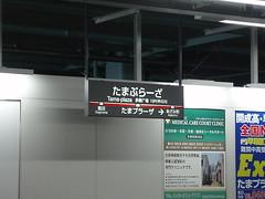 たまプラーザ駅(Tama-plaza sta., Japan)