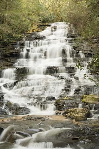 Minnehaha Falls,GA
