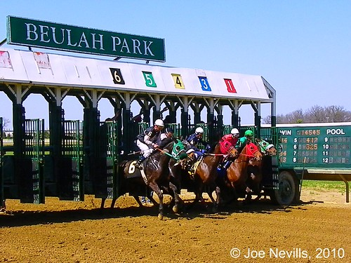 Beulah Park 4-6 Race 5