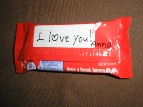 Kit Kat from Anna