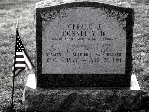 Boston gravesite