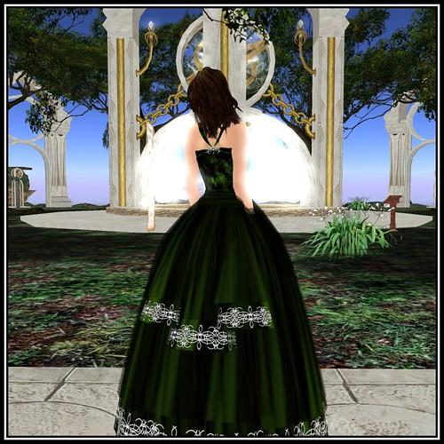 Grace Dark Emerald