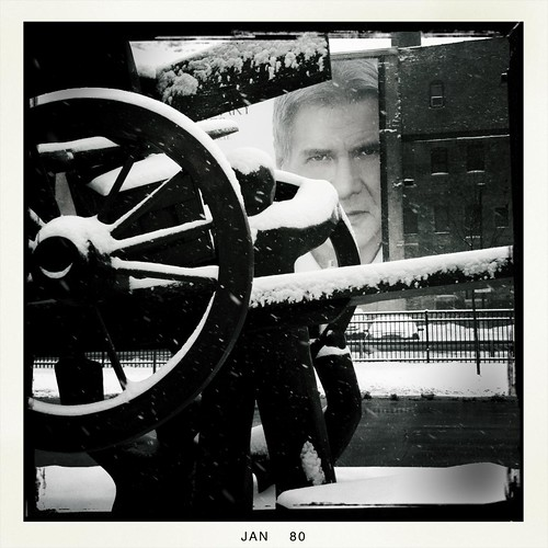 Harrison Ford at the Haymarket