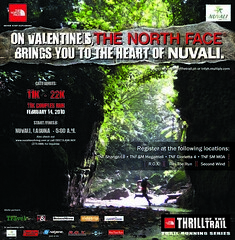 Thrill of the Trail Nuvali