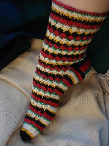 Vortical Socks