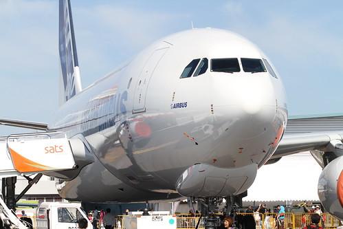 Airbus A330-200F(F-WWYE)