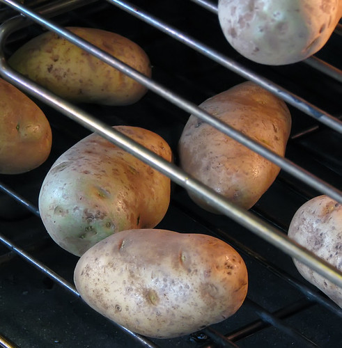 Baking Potatoes