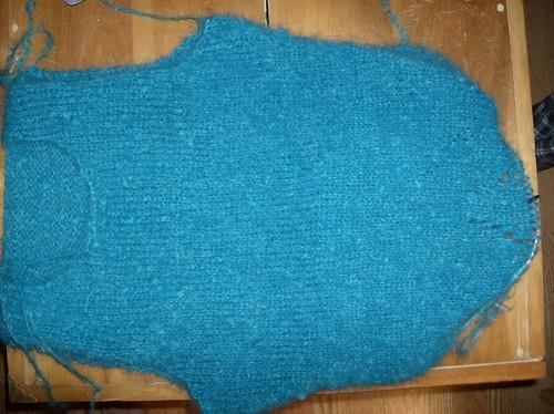 caribbean dreams - day 4 knitting olympics