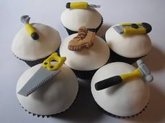 Home Renovation Cupcakes