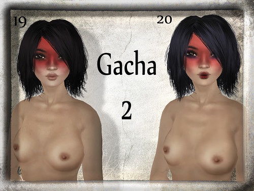New Gacha Skins!