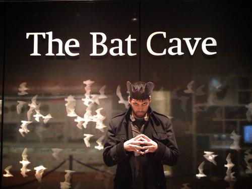 bat cave ravi