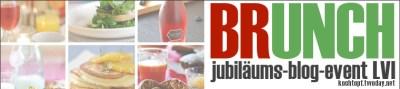 Jubiläums-Blog-Event LVI - Brunch & Giveaway (Einsendeschluss 15. Mai 2010)