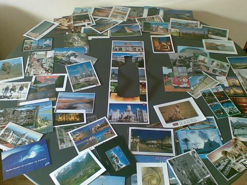 Absolut Postcards