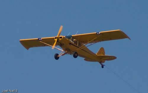 MMX 122 Banner Plane