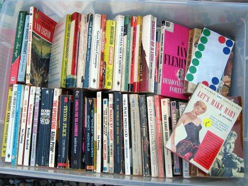 Musty paperbacks
