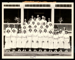 [Church Home and Hospital School of Nursing, class of 1950]