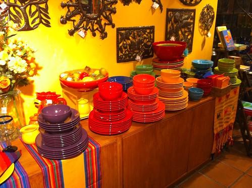 Bazaar dishes