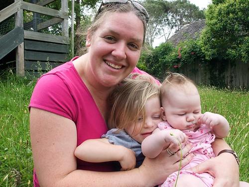 Mummy, Tilly & Zoe