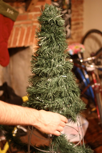 """making our """"christmas tree"""""""