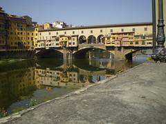 """""""Reflejos sobre el Arno"""""""
