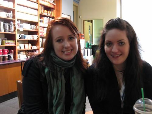 Kristen & Leanna