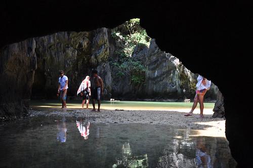 Secret Lagoon Entrance