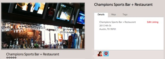 Champions Sports Bar + Restaurant in Austin (Restaurants) | TriOutNC