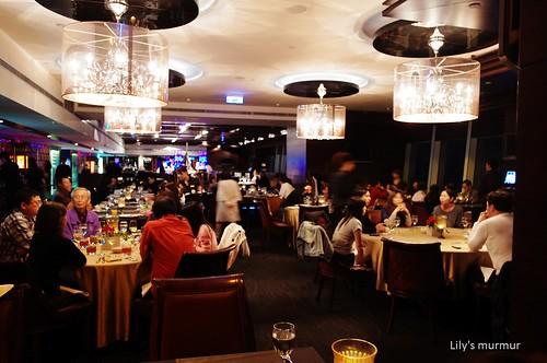 餐廳內一景。