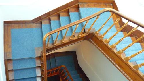 Maison de maitre staircase