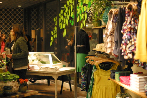 Anthropologie: Chelsea Market Grand Opening Gala 1