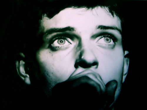 Ian Curtis (by Voxel-Ux)