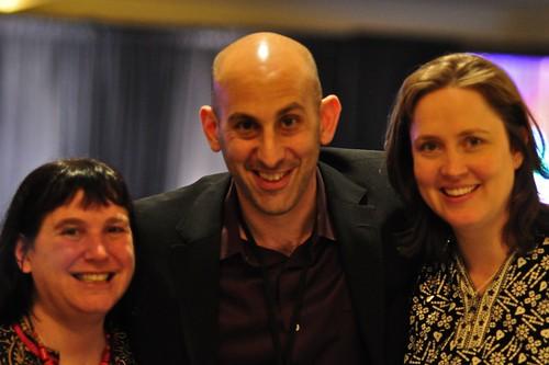 Beth Kanter (@kanter), Geoff Livingston (@geoffliving) & Kami Huyse (@kamichat)