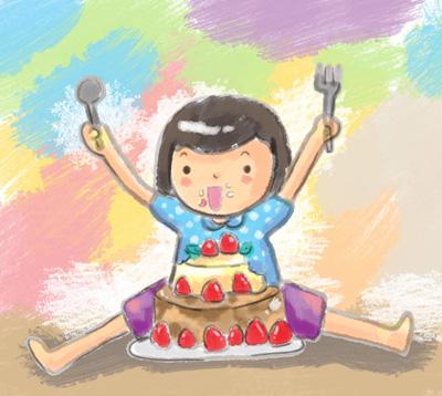 cake400
