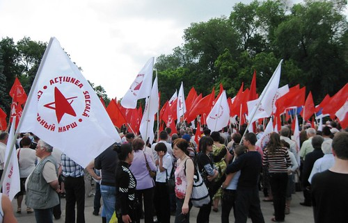 Protest Comunist (7)