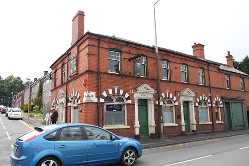 The Wagon and Horses public house Halesowen