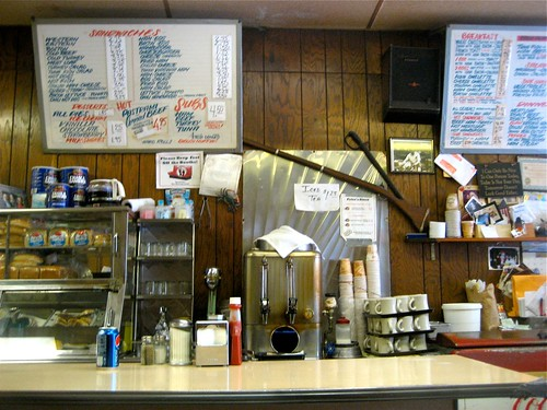 Peter's Diner Counter
