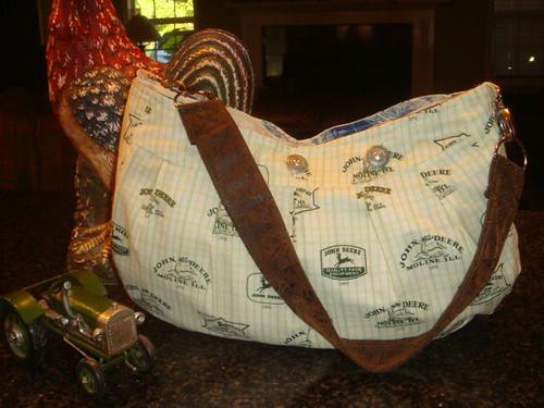 Chameleon Bag - John Deere
