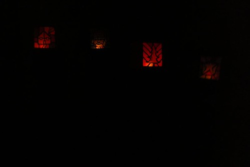 Christmas School - lanterns