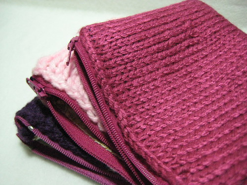 NEW collection of knit wallets