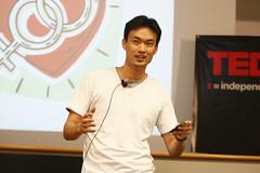 TEDxSingapore Speaker Coleman Yee