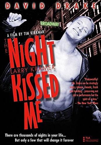 The Night Larry Kramer Kissed Me