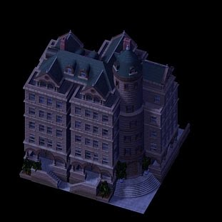 Ocean Quigley's project blog - lighting buildings in SimCity 4
