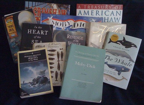 Moby Dick group read prep