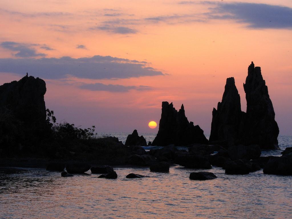 Hashigui Sunrise Friday 2