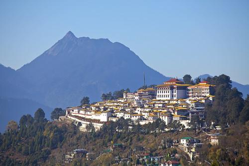 Namgyal Lhatse monastery, Tawang,  Arunachal Pradesh
