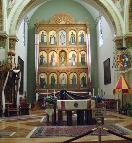 St. Francis Cathedral Basilica, Santa Fe