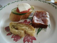 Sandwich Course