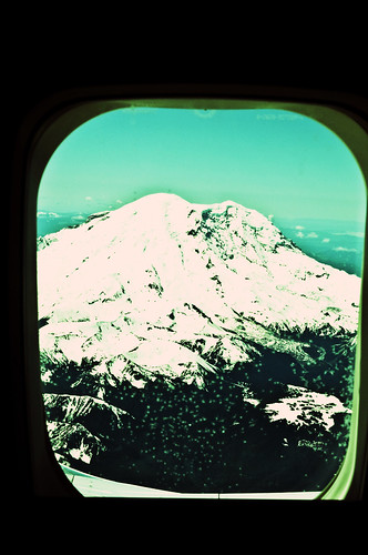 flight- mt.rainer