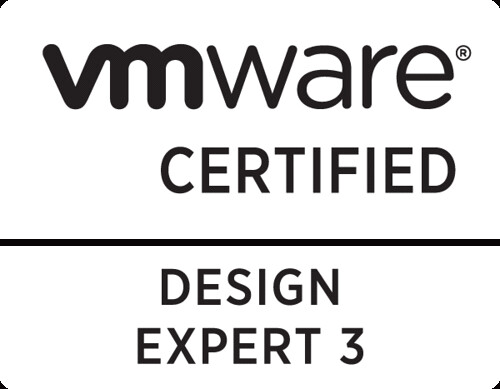 VMware VCDX3 Logos Have Arrived » boche.net